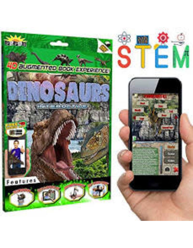 Dinosaurs Smart Book