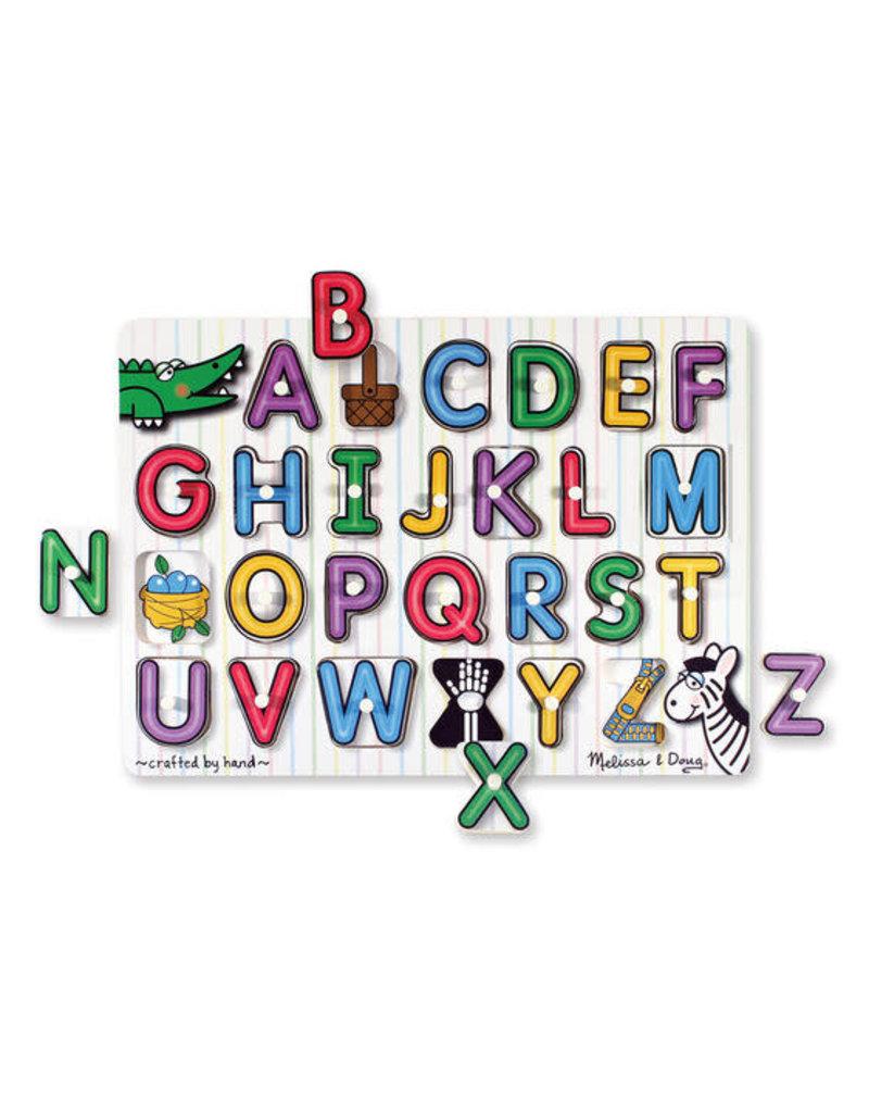See-Inside Alphabet Peg (UC)