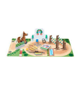 Horse Show Equestrian Play Set