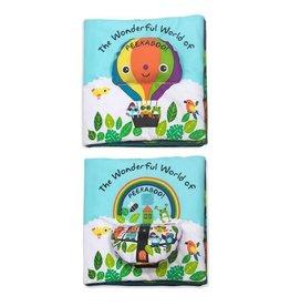 The Wonderful World of Peekaboo! Activity Book