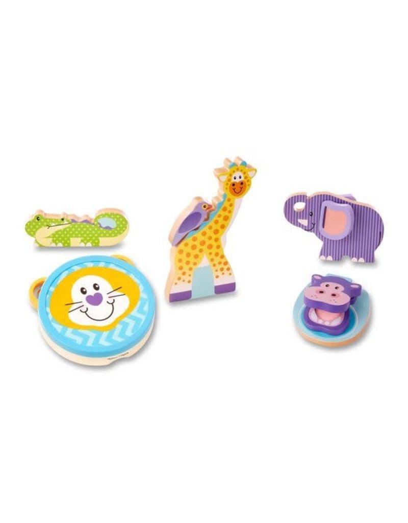 First Play Safari Musical Instruments