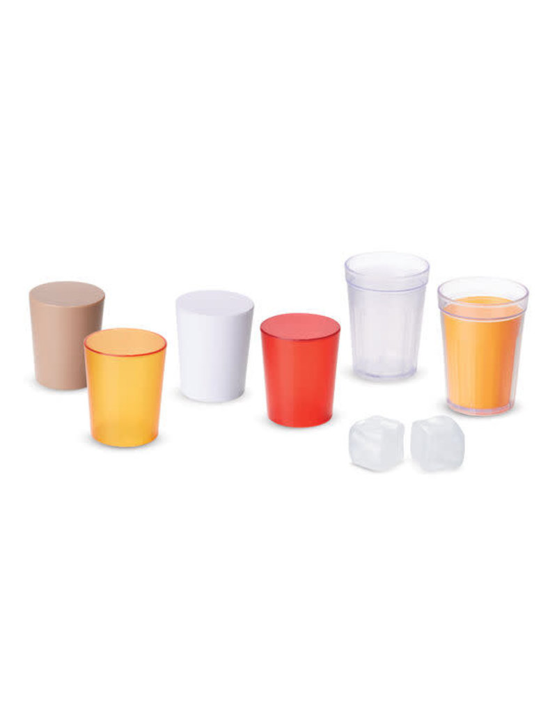 Food Fun - Fill 'Em Up Cups