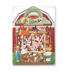 Puffy Sticker - Farm