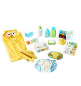 Mine to Love Changing and Bathtime Play Set