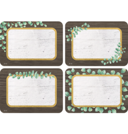 Eucalyptus Name Tags/Labels Mult-Pack