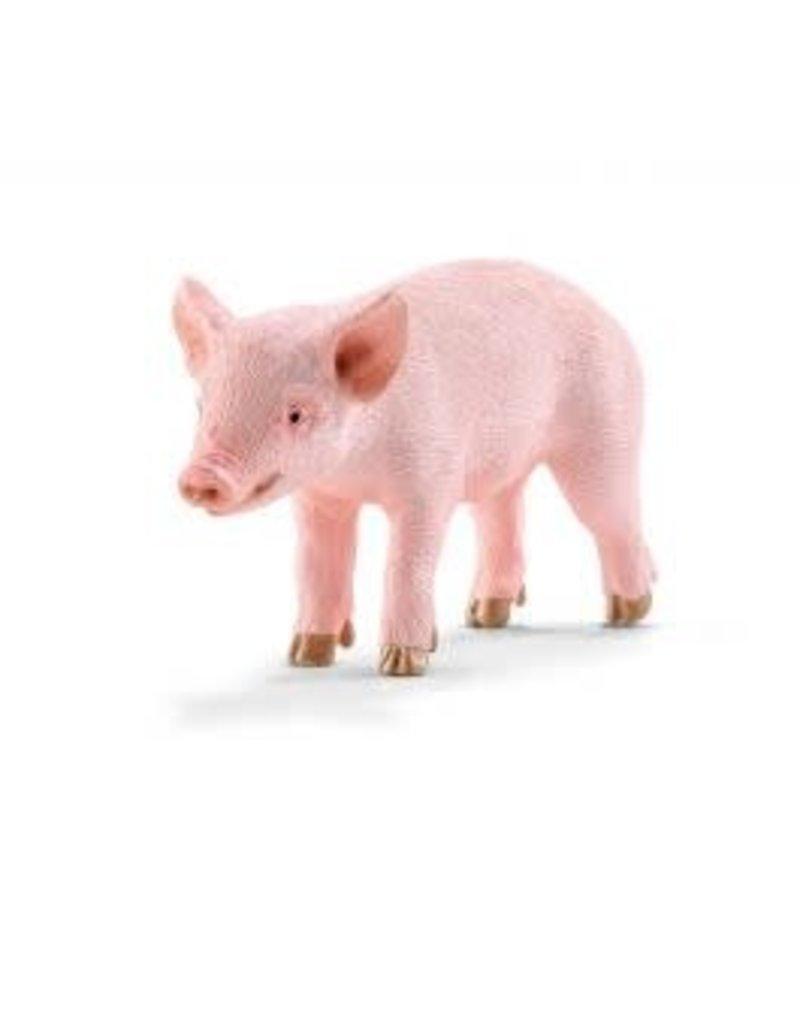 Piglet, standing