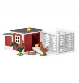 *Chicken coop