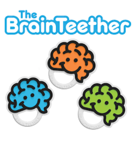 Brain Teether Assorted