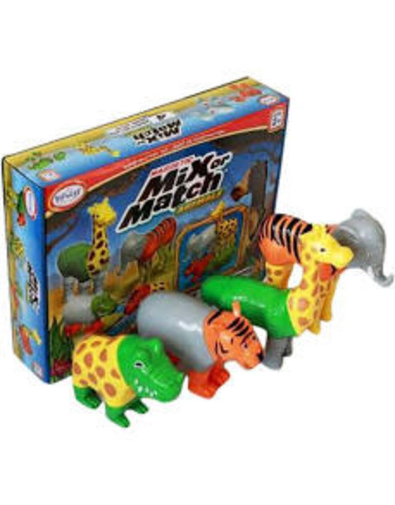 Mix or Match Animals Jungle