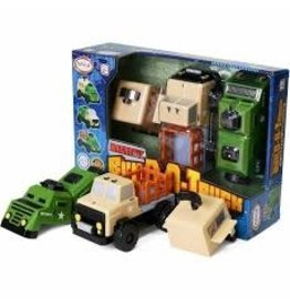 MAGNETIC BUILD-A-TRUCK - SPECIAL FORCES