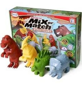 Mix or Match Animals Dinosaurs