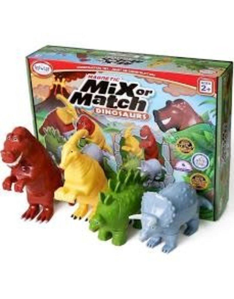 Mix or Match Animals - Dinosaurs Set 1
