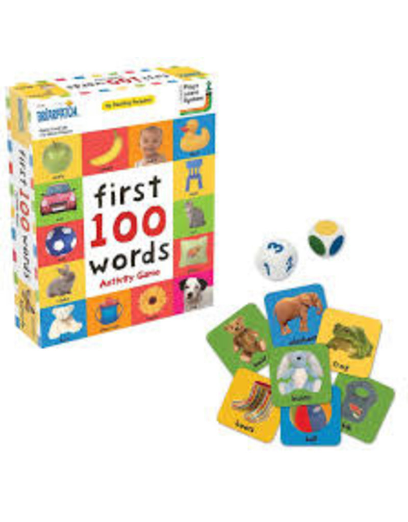 First 100 Words (Ages 2+)