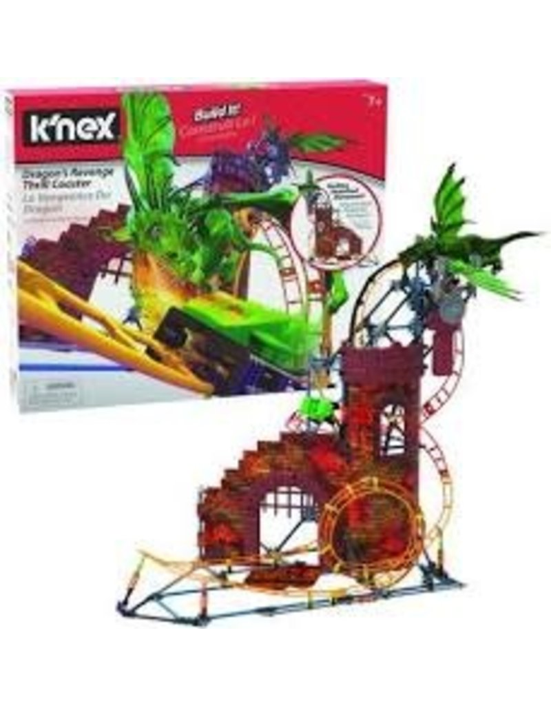 Dragon Revenge Coaster