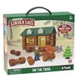Lincoln Logs On The Trail