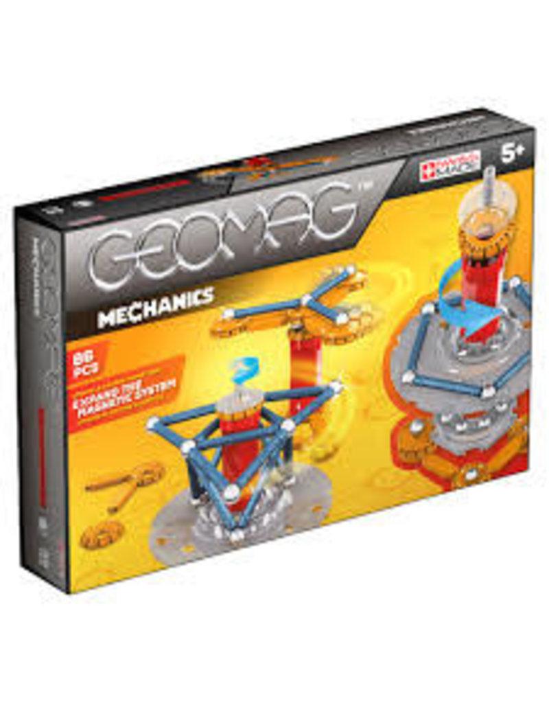 Geomag Mechanics 86 pcs