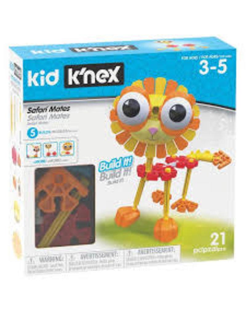 Kid K'nex Safari Friends