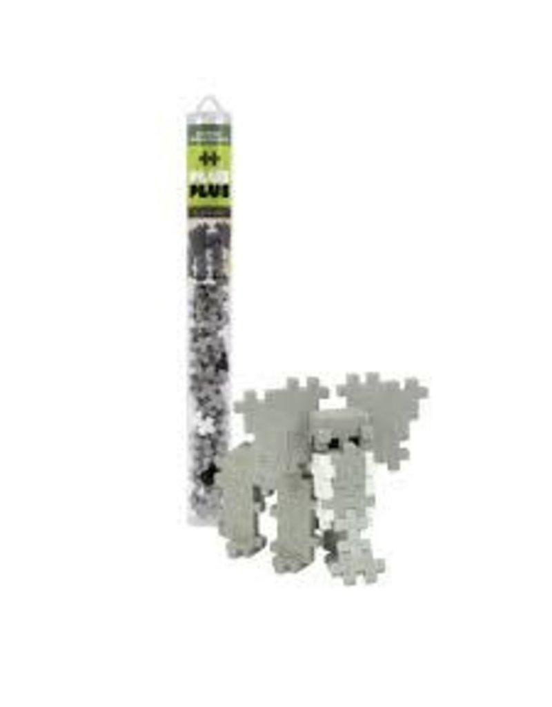 Plus-Plus Plus Plus Tube - Elephant