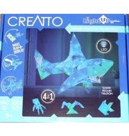 Creatto Shimmer Shark & Ocean Pals