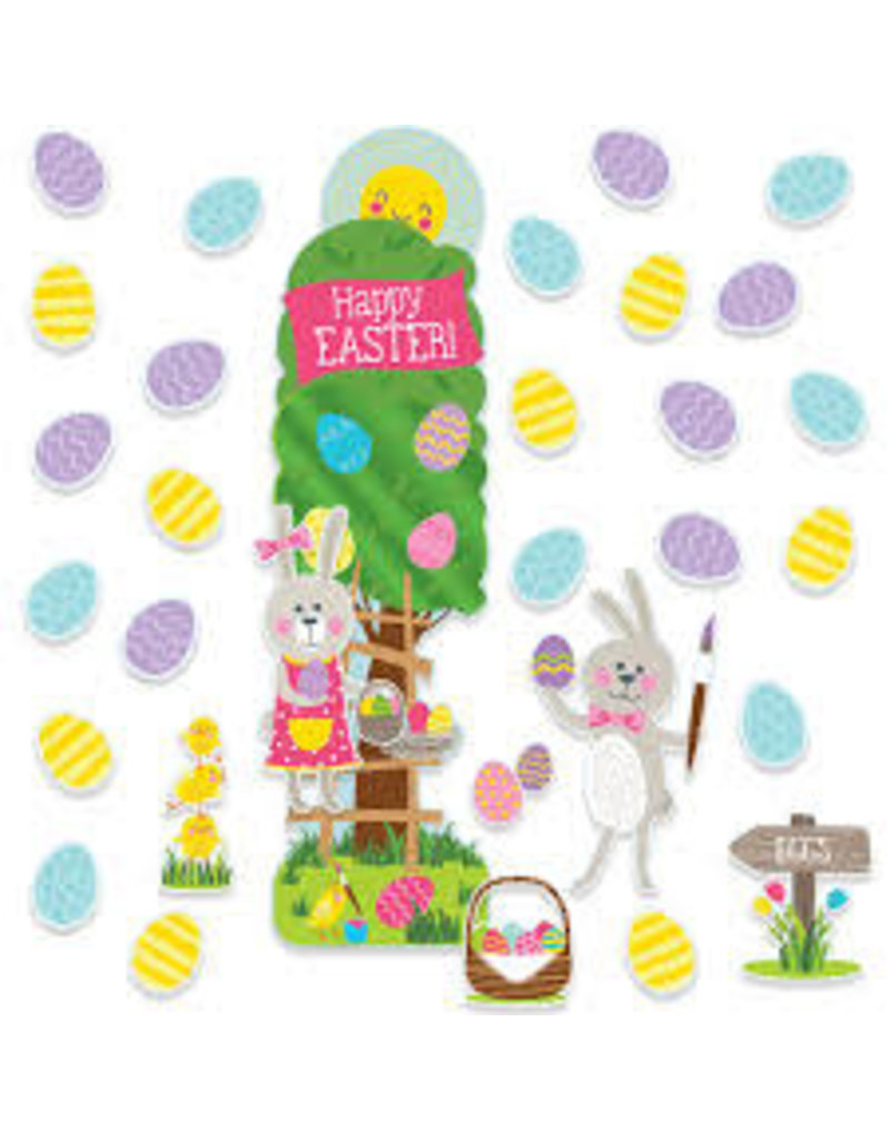 Easter Door Decor