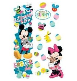 Mickey Mouse Easter Door Decor
