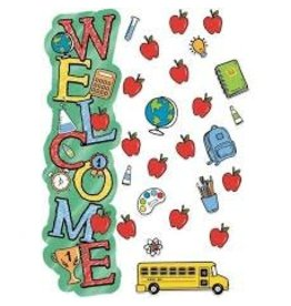 Back To School Welcome Door Decor