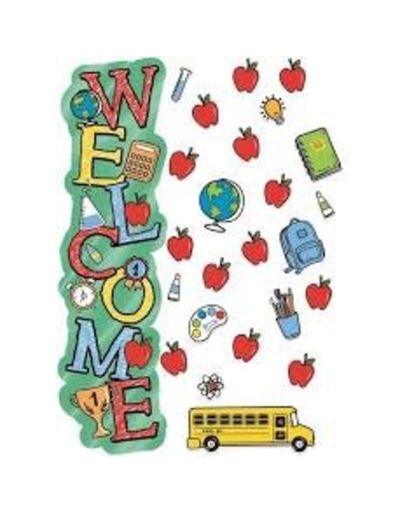 Back To School Welcome Door Decor