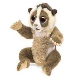 Slow Loris puppet