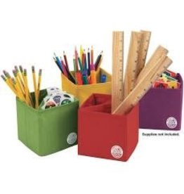 Sensational Classroom Blooming Colors Collapsible Storage
