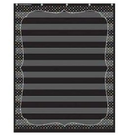 Chalkboard Brights 10 Pocket Chart