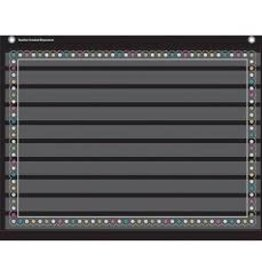 Chalkboard Brights Mini Pocket Chart