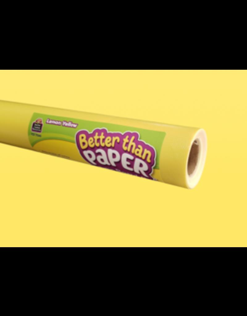 Better Than Paper Lemon Yellow