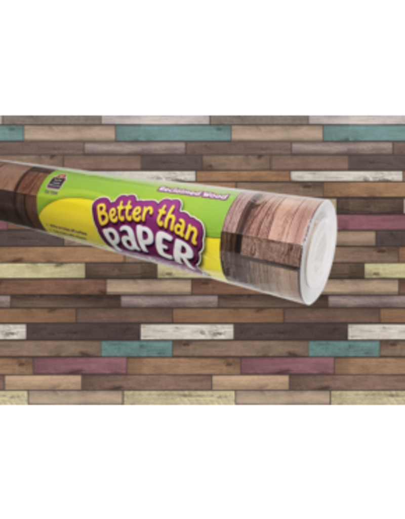 Better Than Paper Reclaimed Wood