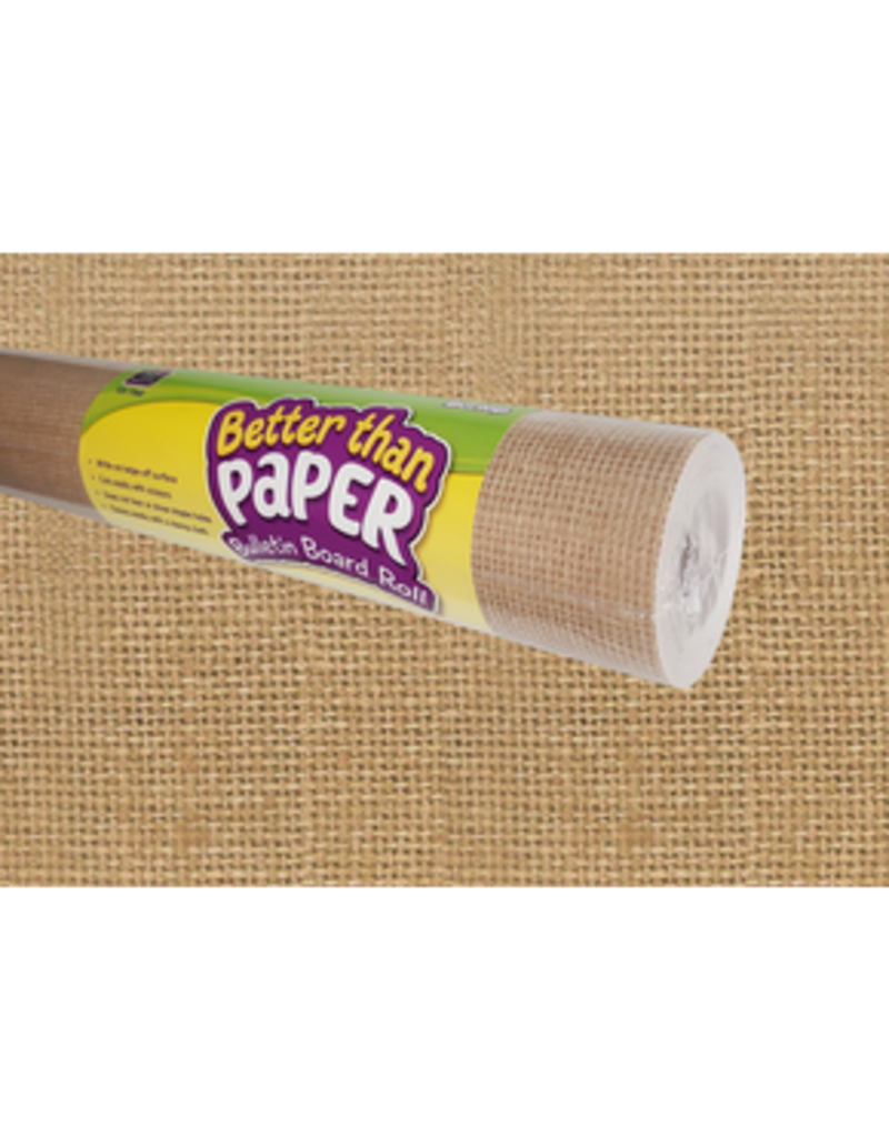 Better Than Paper Burlap