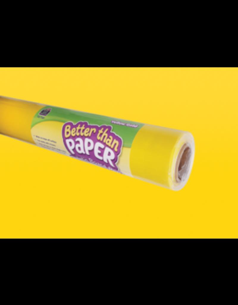 Better Than Paper Yellow Gold