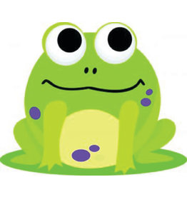 Magnetic Whiteboard Eraser Frog