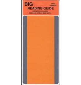 Orange Big Reading Guide