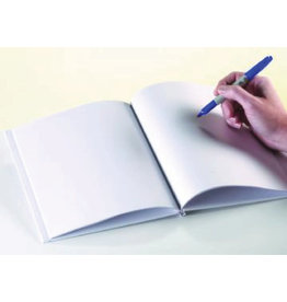 6 x 8 Blank Hardcover Books Portrait