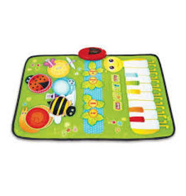 Cute Critter Music Mat