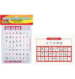 Magnetic Word Builder