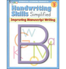 Handwriting Skills  Improving Manuscript Grade 2