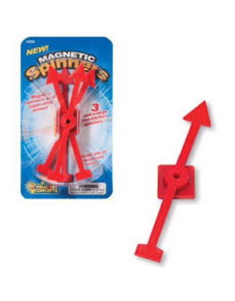 Magnetic Spinners (3pk)