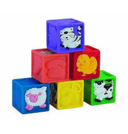 IQ Baby Squeeze-A-Lot Blocks