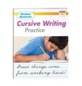 Mindset Moments: Cursive Handwriting Practice