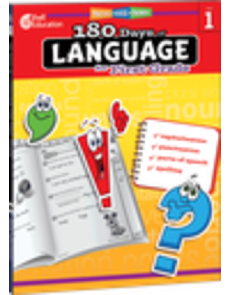 180 Days of Language