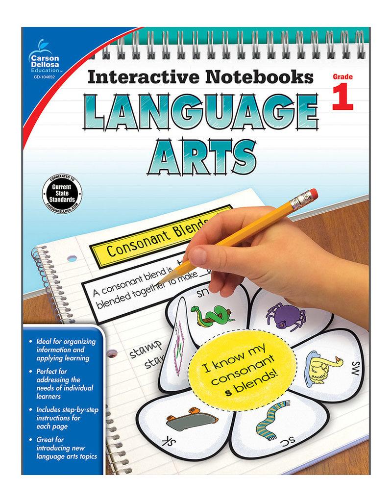 Interactive Notebooks Language Arts