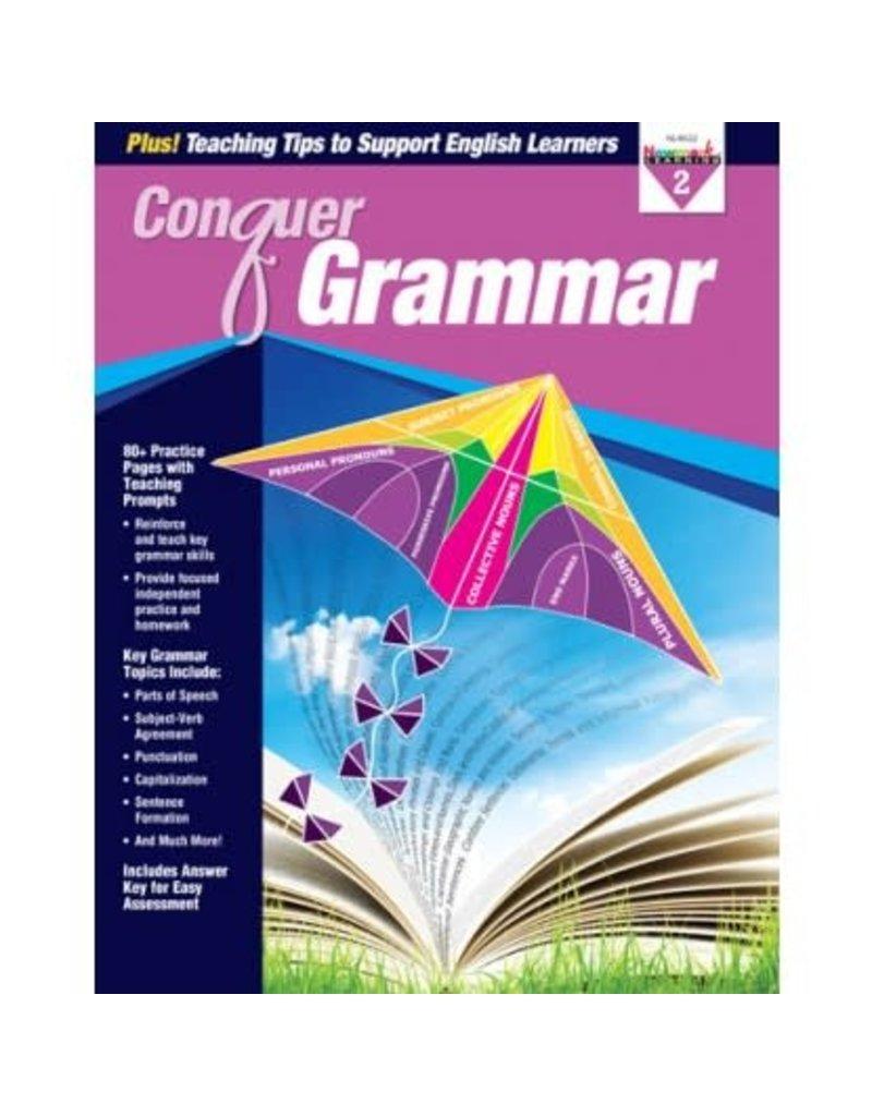 Conquer Grammar