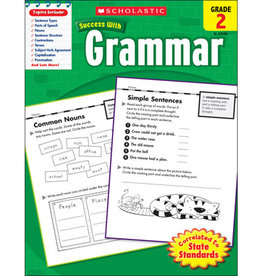 Scholastic Success With Grammar