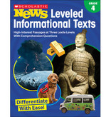 News Leveled Informational Texts