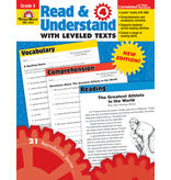 Read and Understand with Leveled Text